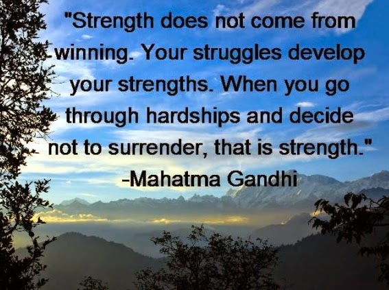 strength adversity hardship quotes