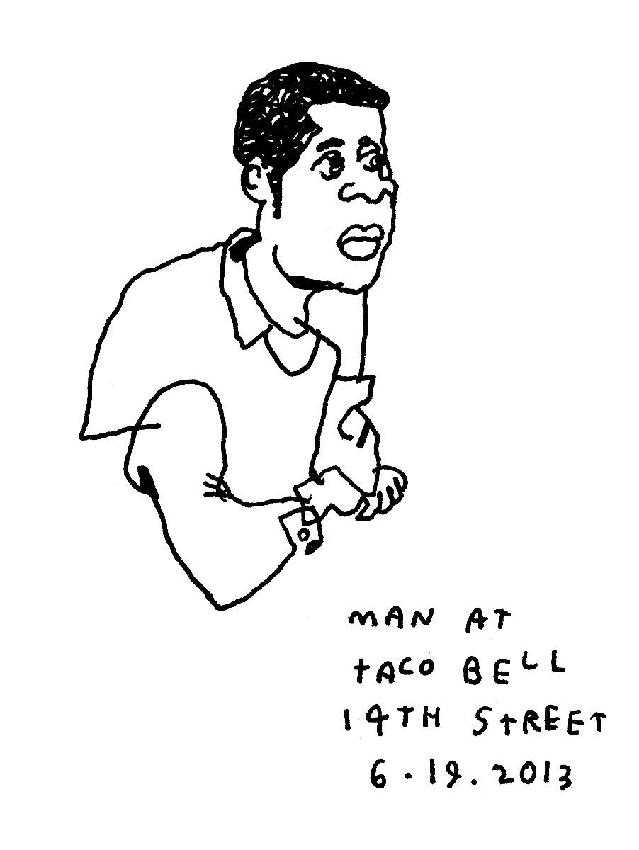 Every Person In New York: June 2013