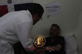 Guillermo Moreno asegura JCE puede responder de manera creíble a reclamos de la oposición