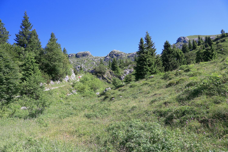Aria di montagna sentieri delle alpi zuccone dei for 1 5 piani di fattoria di storia