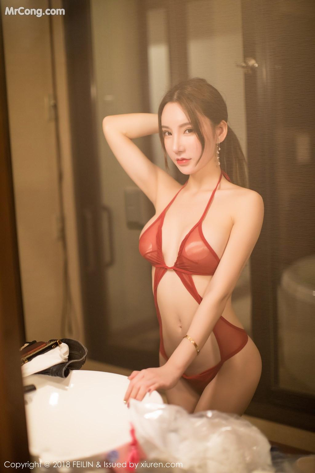 Image IMISS-Vol.238-Zhou-Yuxi-MrCong.com-002 in post IMISS Vol.238: Người mẫu Zhou Yuxi (周于希) (38 ảnh)