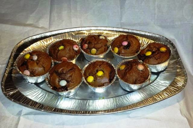 Muffins in 20 minuti