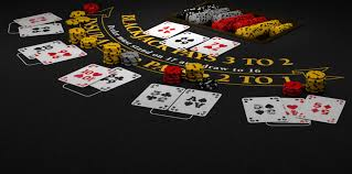Cara Main Menang Black Jack Model - 2