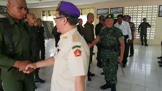20 Peserta Mengikuti Diksar Bela Negara Mahadasa Aceh 2016