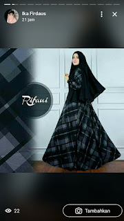 model baju wanita muslim terbaru