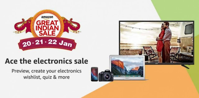 Amazon Great Indian Sale 2017 Top Smartphone Deals Don't Miss