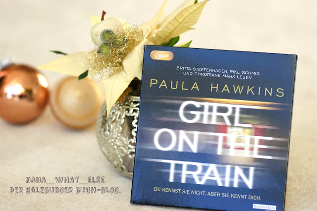 Rezension Girl On The Train von Paula Hawkins Hörbuch www.nanawhatelse.at