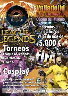 http://fiestaspucela2014.blogspot.com/2016/05/gamefest-valladolid-2016.html