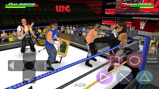 WWE 2K18 MOD WR3D