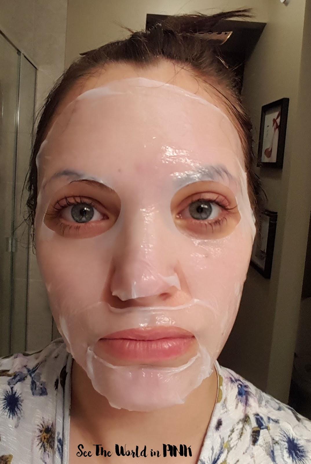 Farmacy Hydrating Coconut Gel Mask - Deep Moisture (Cucumber)