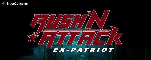 Rush'N Attack Ex Patriot