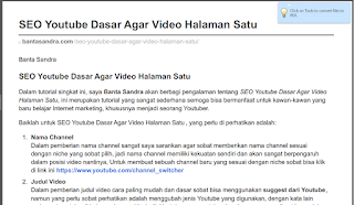 ebook youtube, seo youtube,eboook seo youtube,