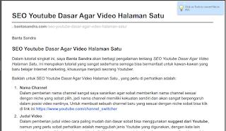 ebook youtube, seo youtube,eboook seo youtube,