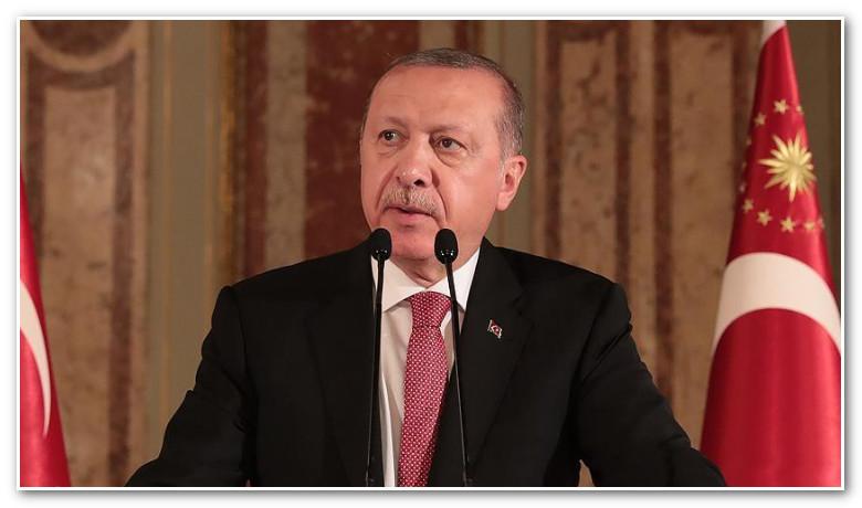أردوغان لترامب: القضاء التركي بت في قضية برانسون بطريقة مستقلة