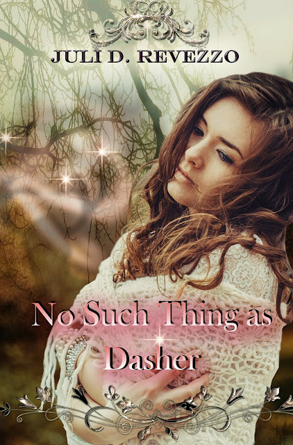 No Such Thing As Dasher, Juli D. Revezzo, paranormal romance, Christmas Romance, free read, free ebook, holiday ebook deals