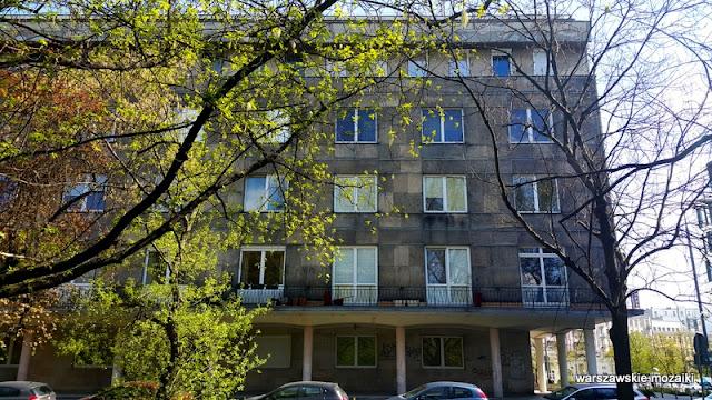 Warsaw Warszawa osiedla Bohdan Pniewski