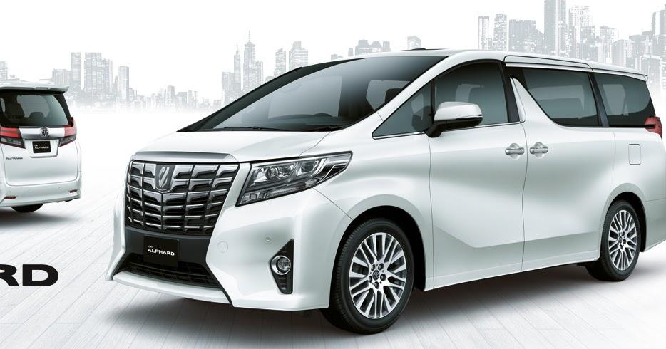 all new toyota alphard 2018 indonesia interior spesifikasi & harga mobil semarang | sales ...