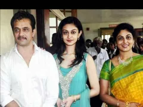 Karthi And His Wife