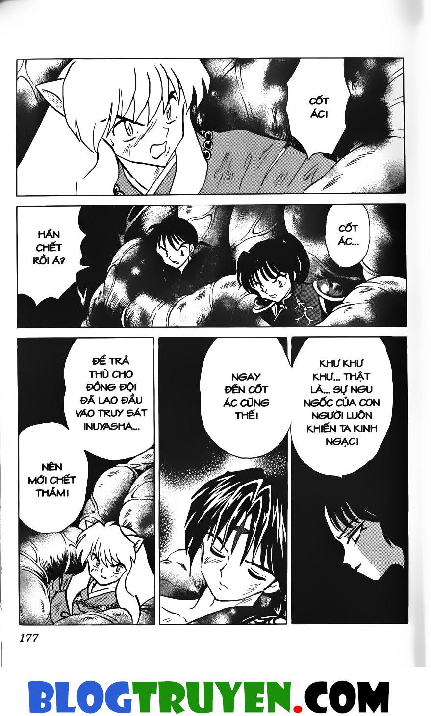 Inuyasha vol 28.10 trang 8