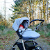 Silver Cross Pioneer in Pushchair Mode | Review ♥