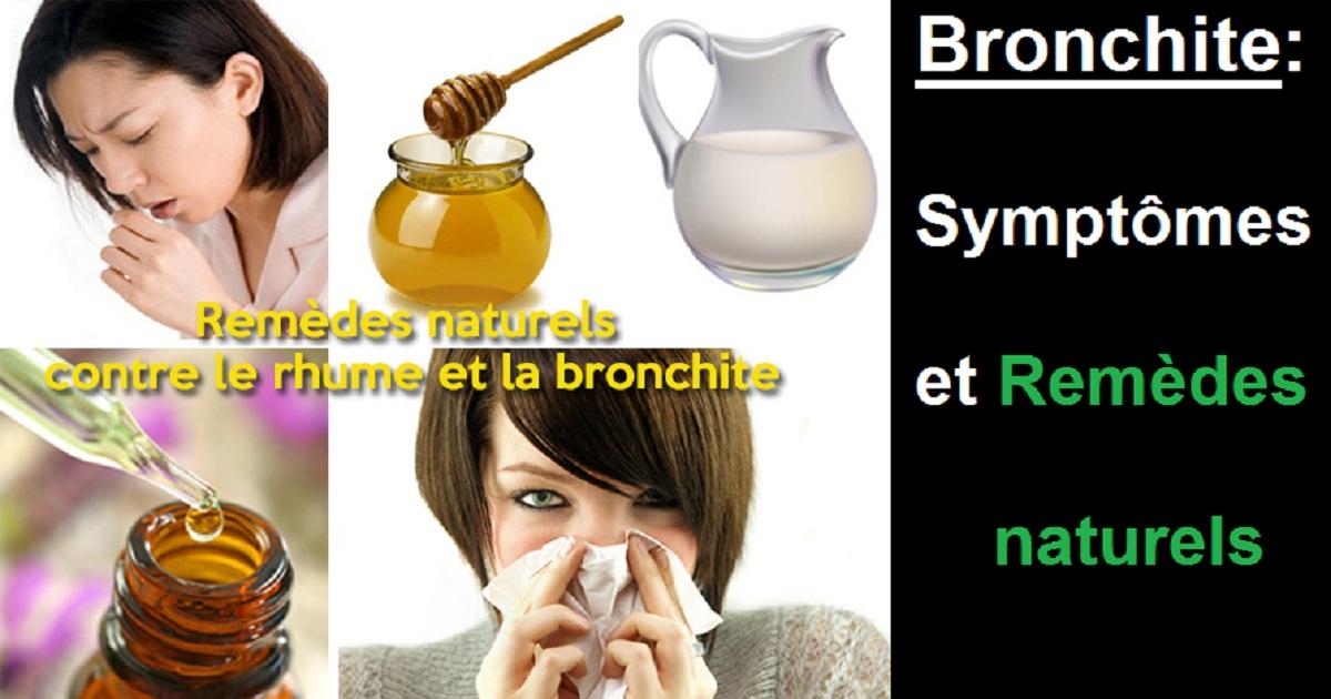 bronchite sympt mes et rem des naturels sport et sant. Black Bedroom Furniture Sets. Home Design Ideas