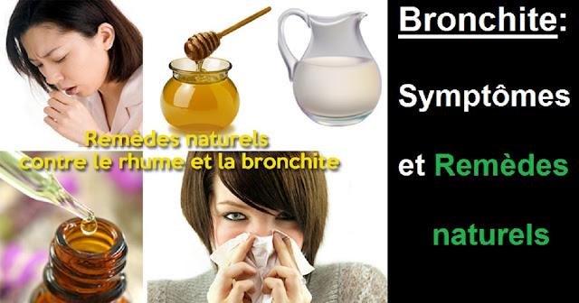 Bronchite: Symptômes et Remèdes naturels