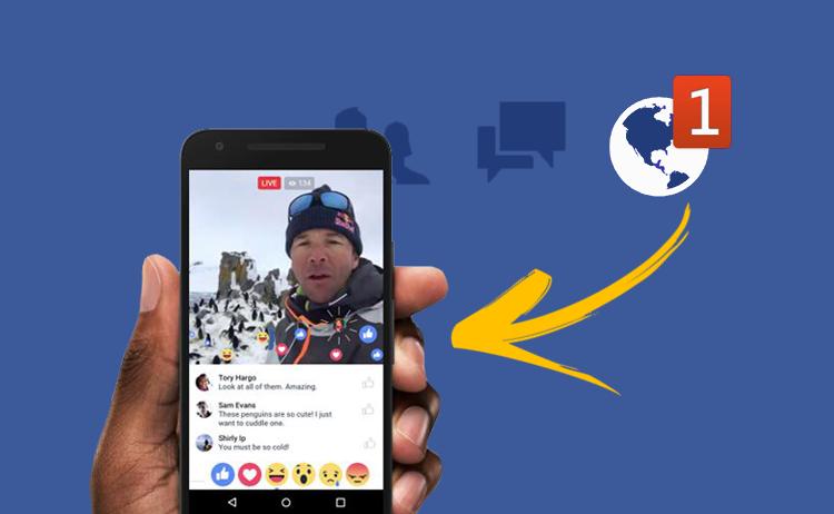 Cara Menonaktifkan Pemberitahuan Video Siaran Langsung di Facebook