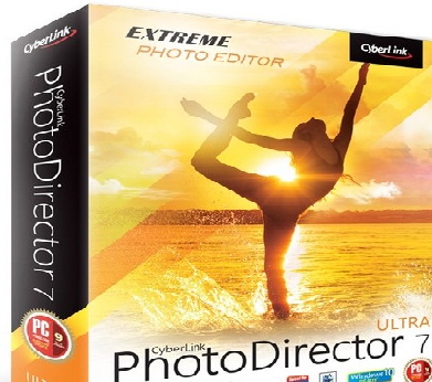 CyberLink PhotoDirector 8 Ultra Serial Key Crack Portable Free Download