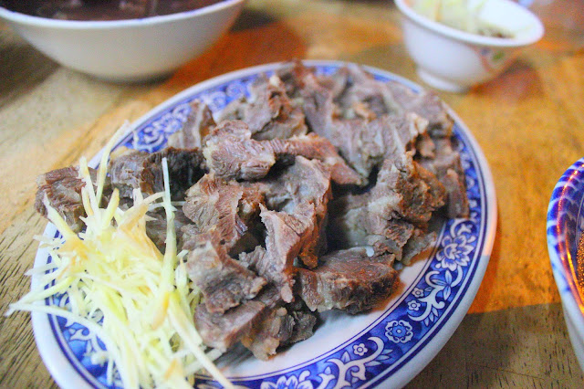 台南永樂牛肉湯