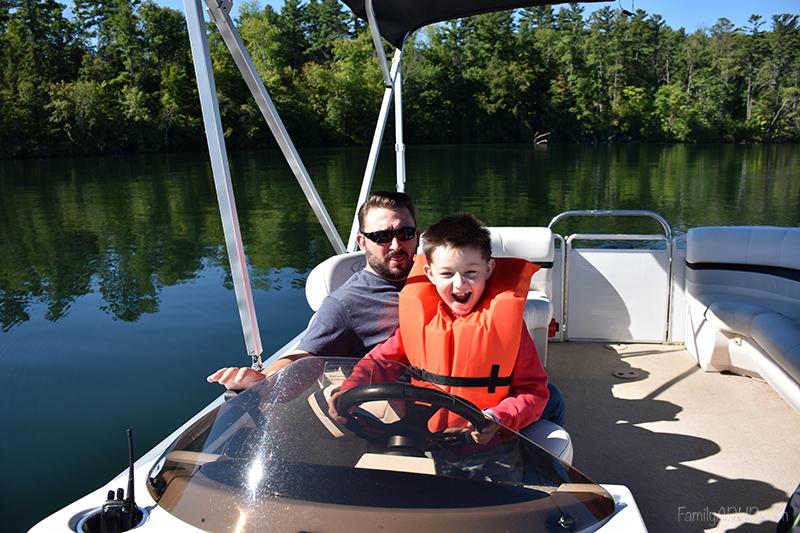Black Swan Inn on the Lake Berkshires Family Travel Review