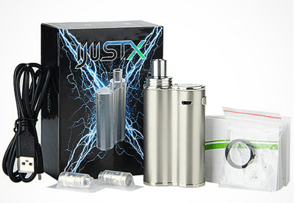 Eleaf iJust X User Manual