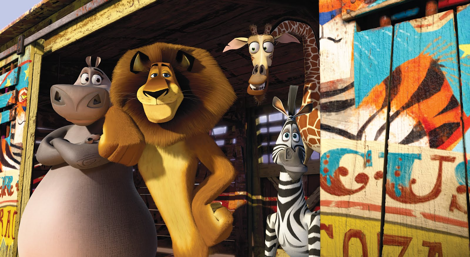 Film review madagascar 3 europes most wanted