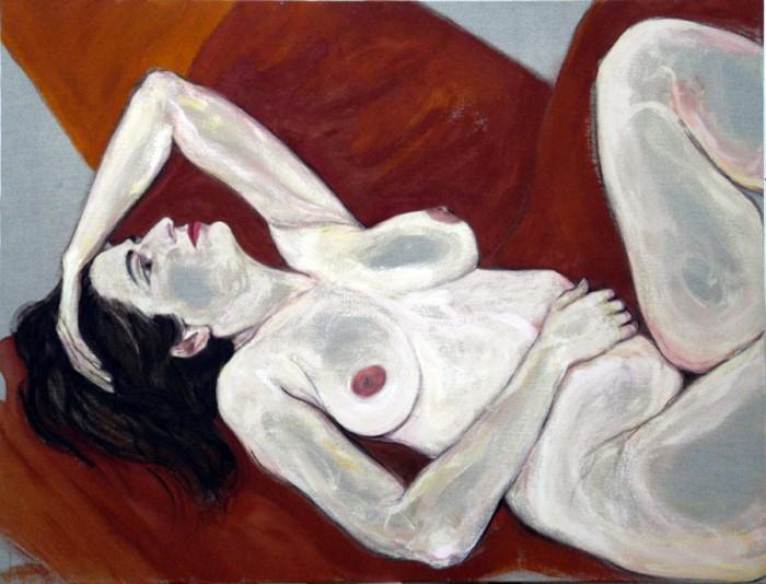 Французский художник. Tessa Zerbib