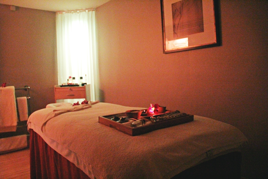 massage liege bett