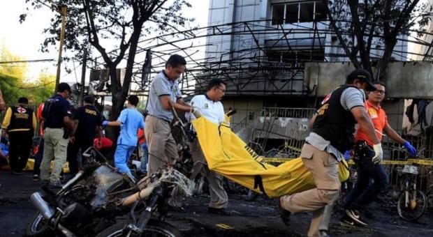 Polisi Tangkap Perempuan yang Tuduh Bom Surabaya Pengalihan Isu