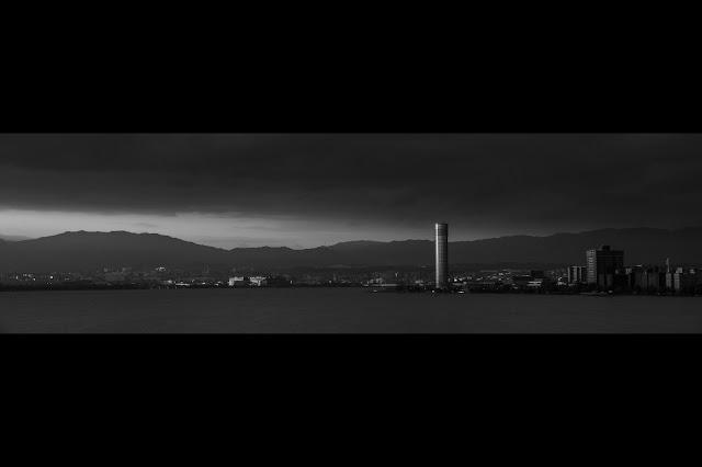 琵琶湖Black&White