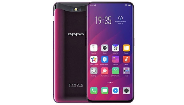 oppo find x - everythignknowhere.ooo