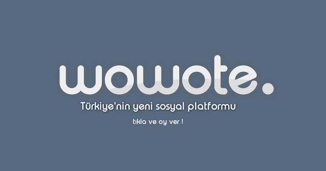 wowote anket paylaşım ağı