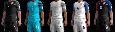 USA GDB Copa America Centenario 2016