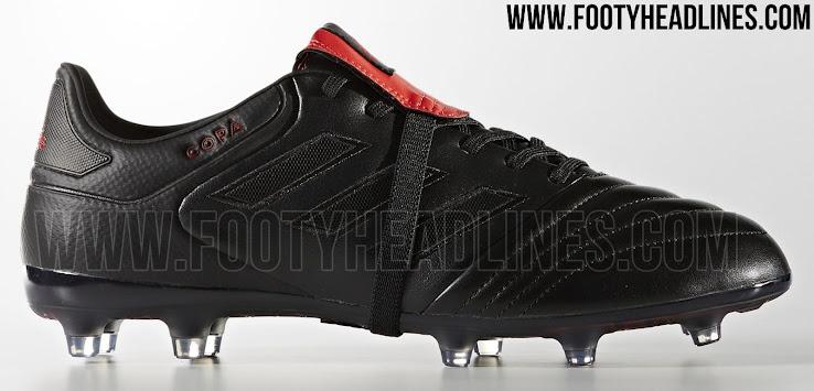 preferible Inspirar Viento  Botas Adidas Copa Gloro 17 Negro/Rojo FILTRADAS - Footy Headlines español
