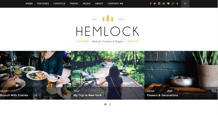 Hemlock Theme