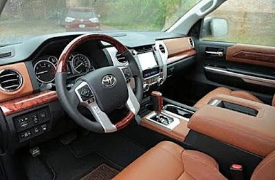 Toyota Tundra Cummins 2017