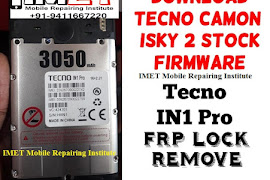 Tecno IN3 FRP Lock Remove | Tecno IN3 FRP File And Tool