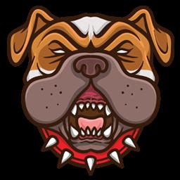logo anjing pemburu