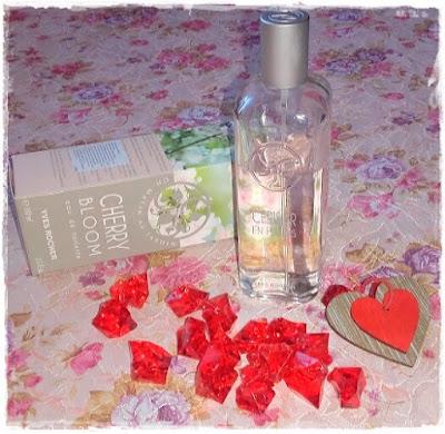 Wiosenny Zapach Szczęścia, Yves Rocher Un Matin au Jardin Kwiaty Wiśni