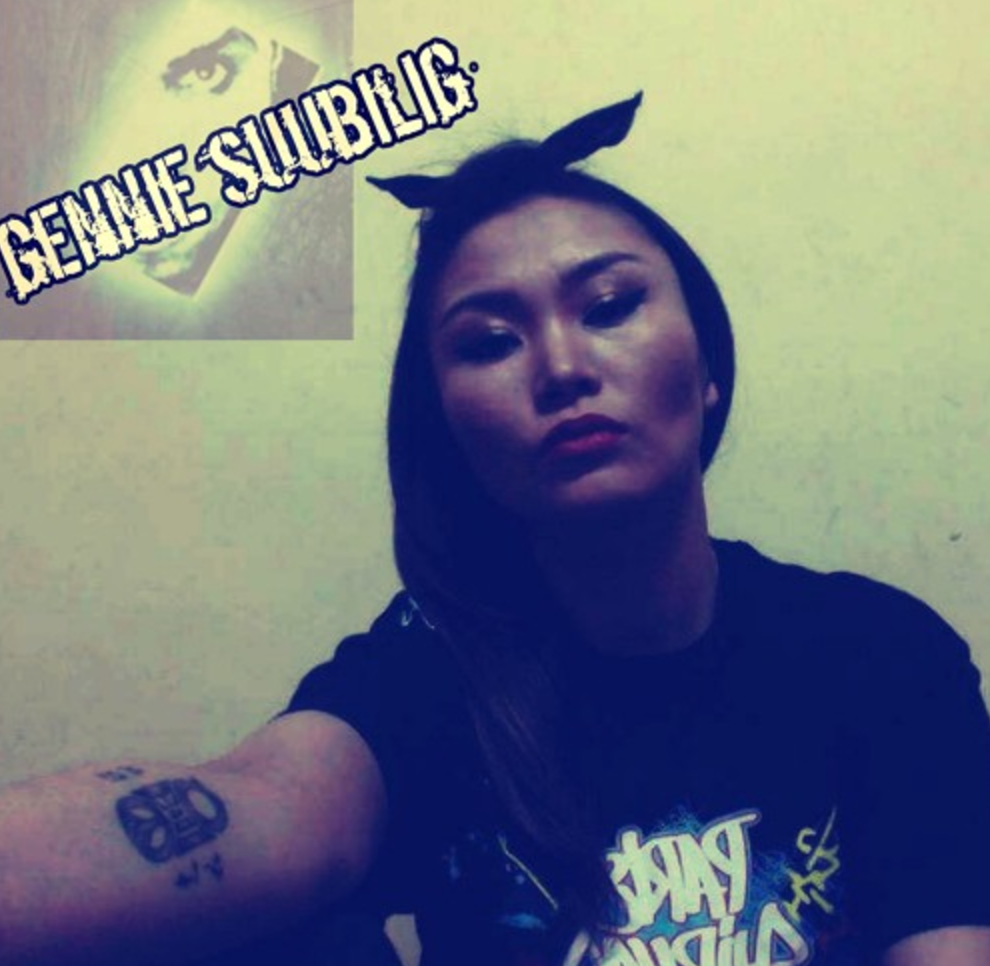 GENNIE SUUBILIG - ABOVE THE LAW (PROD. BY SEPHARINA) #NEWSONG