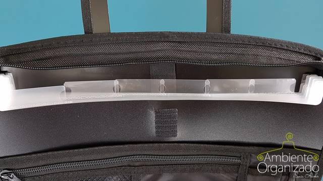 Divisórias da maleta Dello