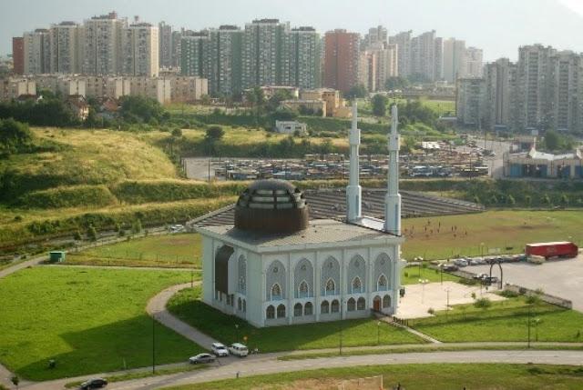 Masjid Istiklal Dzamija Simbol Persaudaraan Indonesia-Bosnia