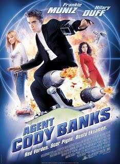 Agent Cody Banks (2003) พยัคฆ์หนุ่มแหวกรุ่น โคดี้ แบงค์ส