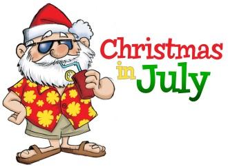 Happy Christmas In July Images.July 15 Christmas In July The Birthday Blog